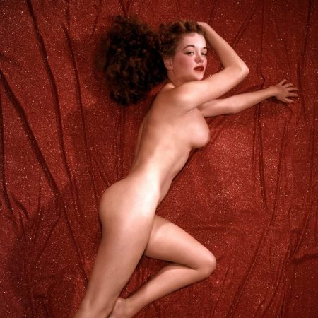 Arline Hunter nude for Playboy