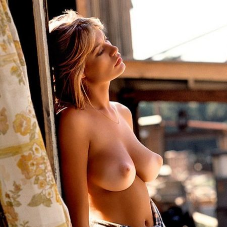 Ashley Cox nude for Playboy