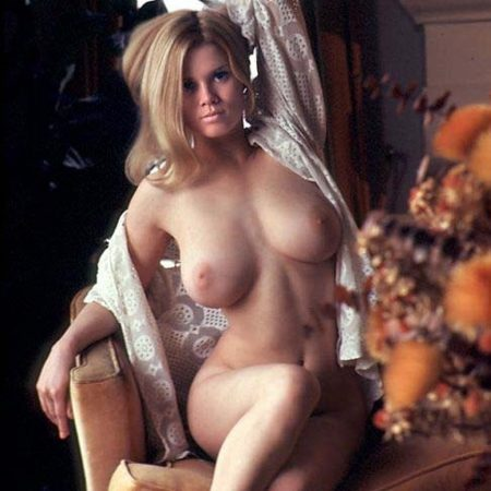 Barbara Hillary nude for Playboy