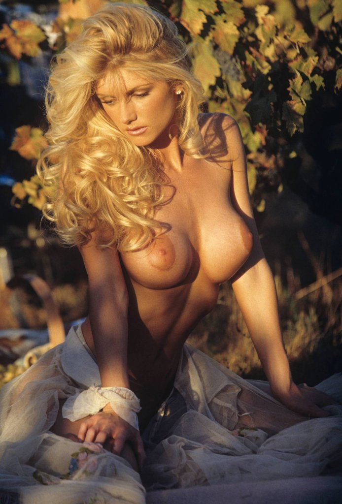 Brande Nicole Roderick nude for Playboy