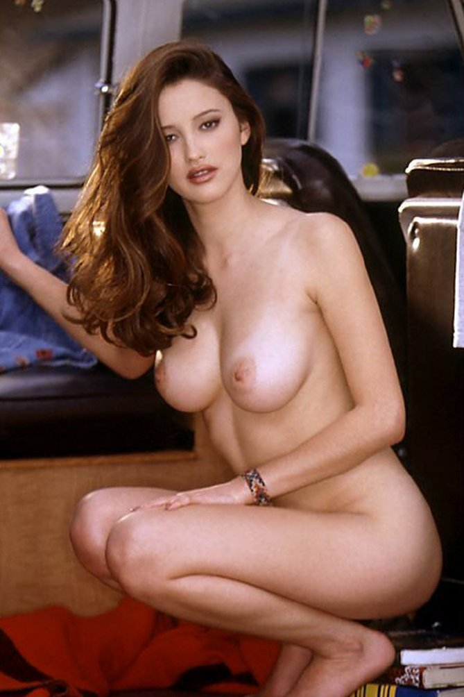 Brooke Berry nude for Playboy