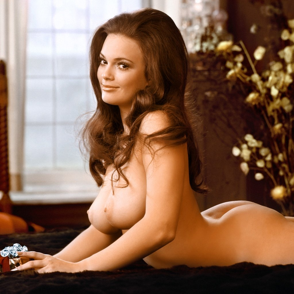 Carol Imhof nude for Playboy