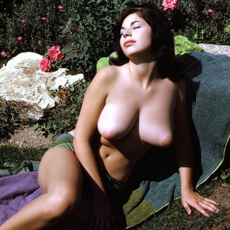 Carrie Enwright nude for Playboy