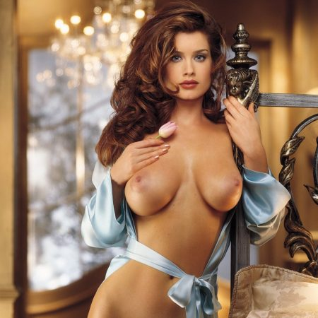 Carrie Stevens nude for Playboy
