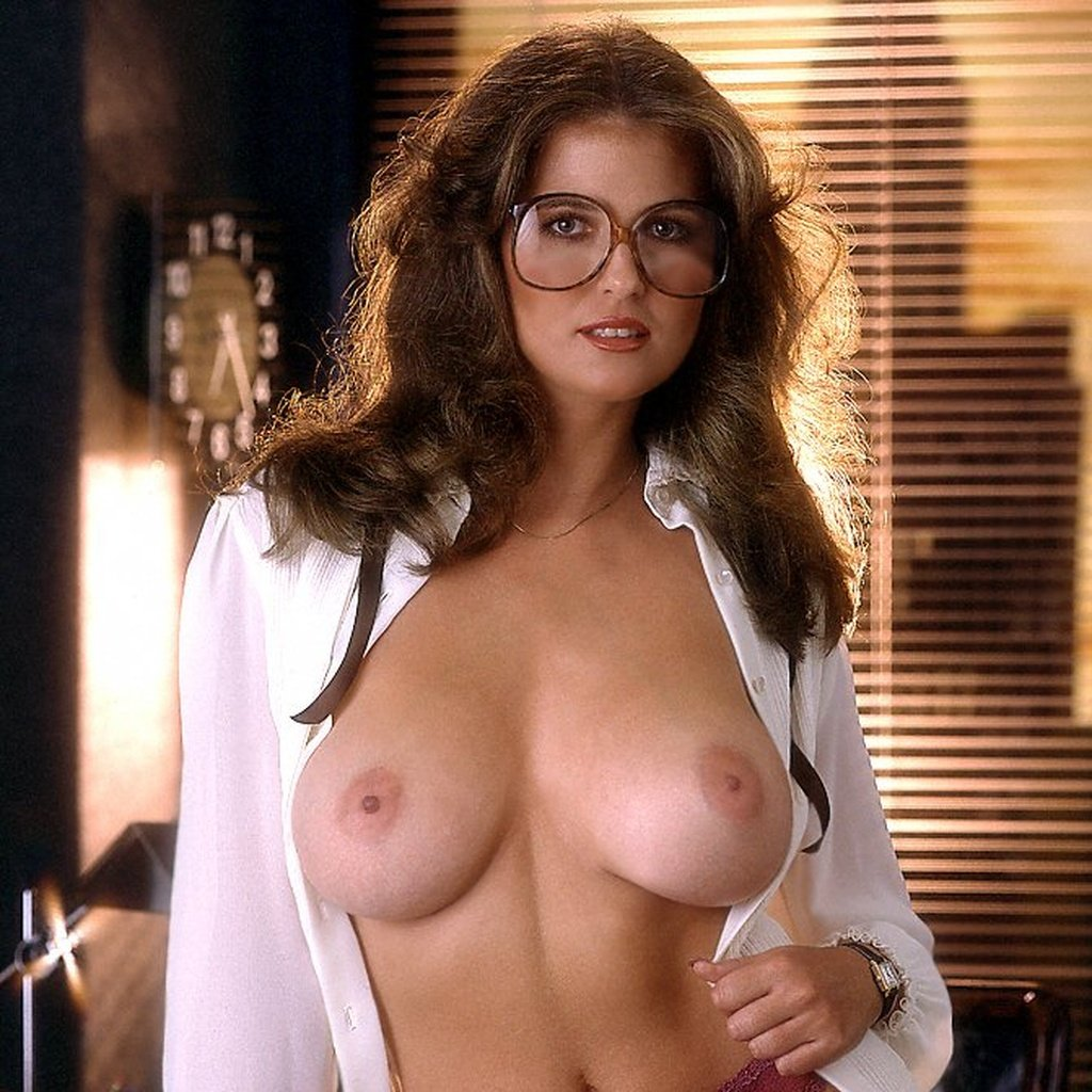 Cathy Larmouth nude for Playboy
