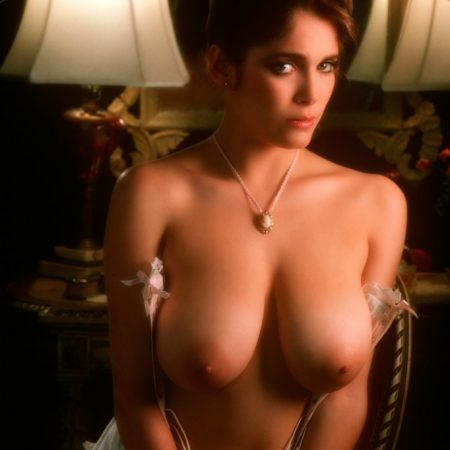Charlotte Kemp nude for Playboy