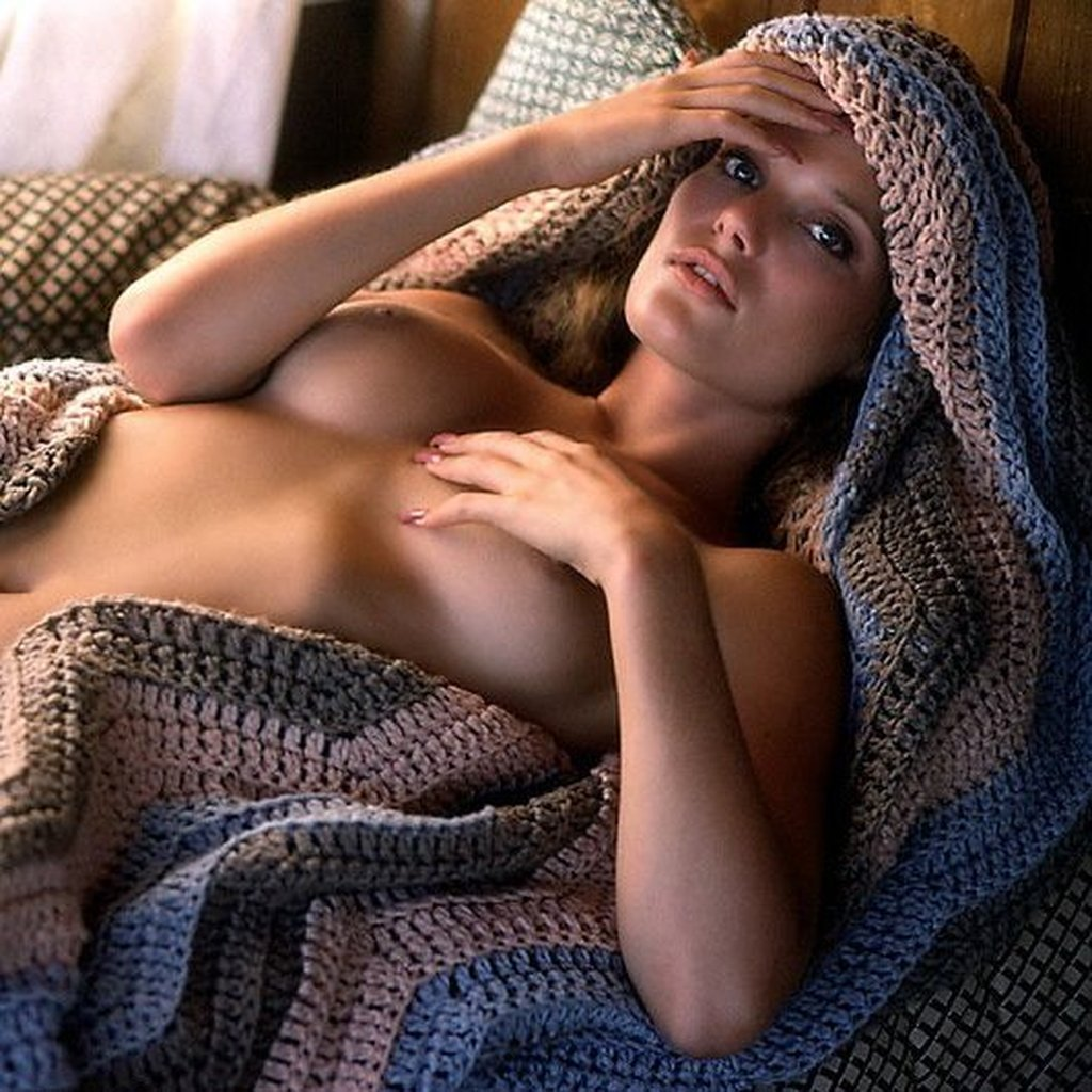 Christina Smith nude for Playboy