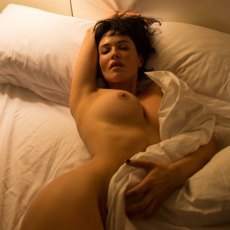 Dasha Astafieva nude for Playboy