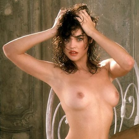 Deborah Driggs nude for Playboy
