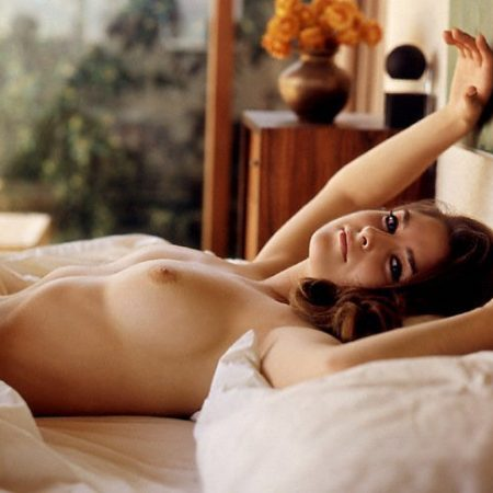 Dru Hart nude for Playboy