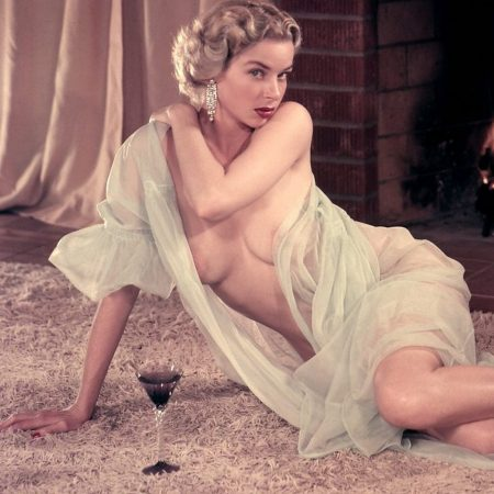 Eve Meyer nude for Playboy