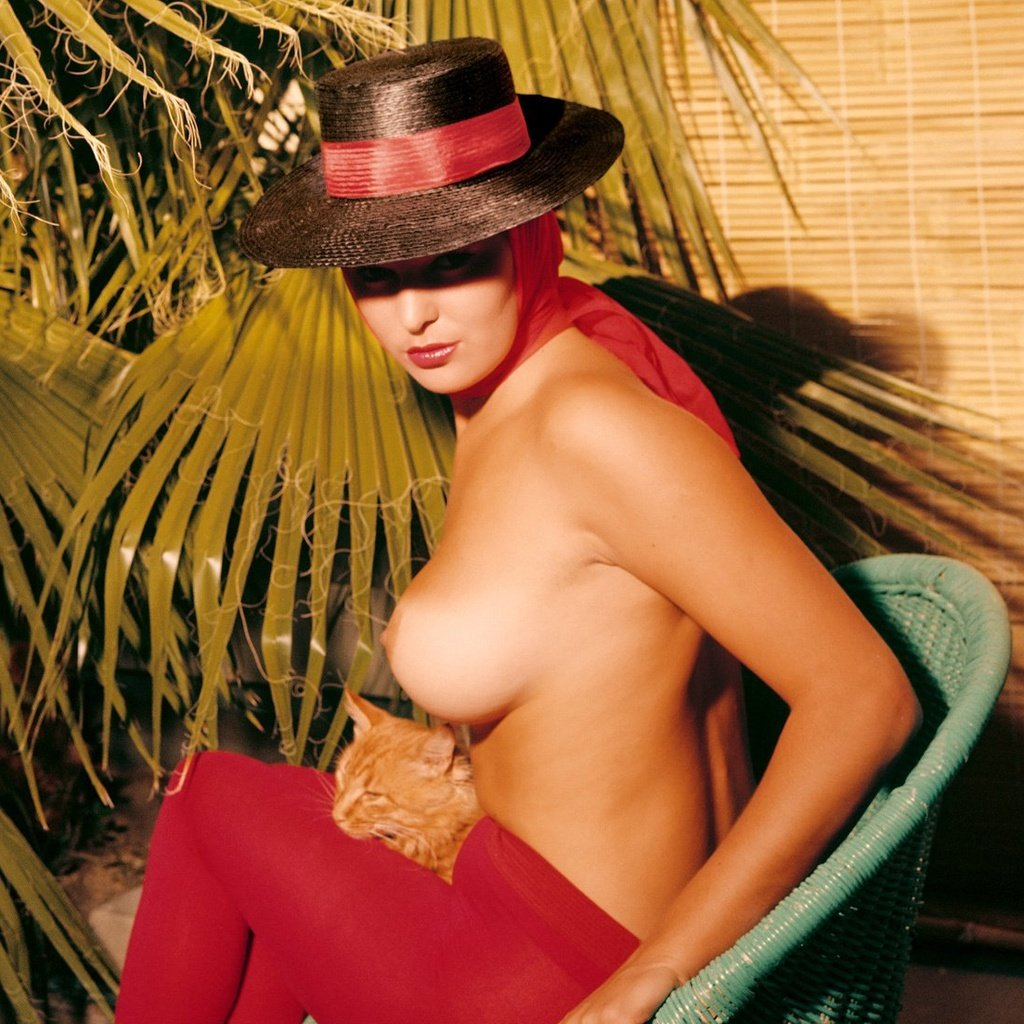 Felicia Atkins nude for Playboy