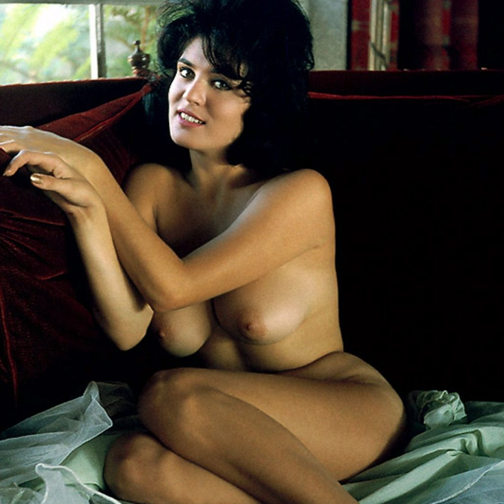 Heidi Becker nude for Playboy