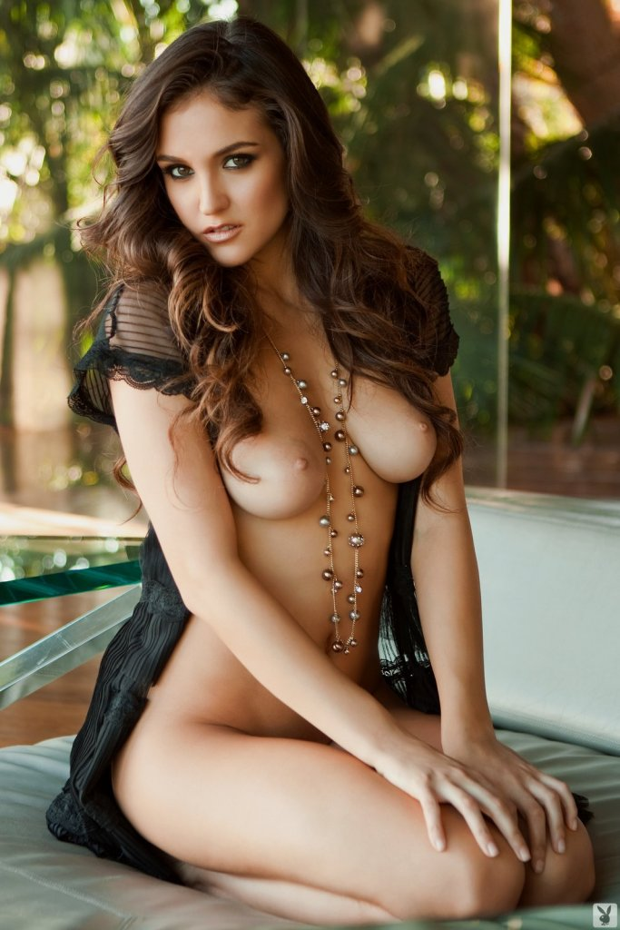 Jaclyn Swedberg nude for Playboy