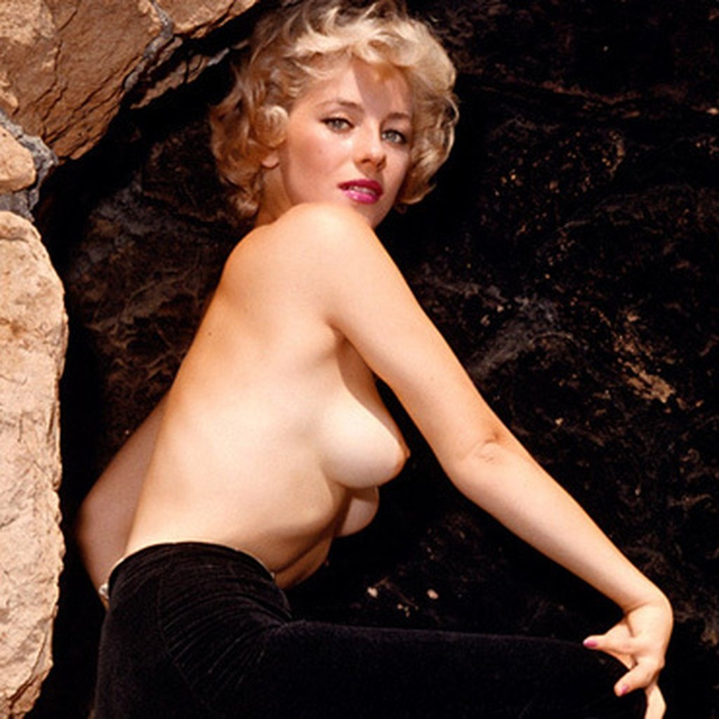 Jacquelyn Prescott nude for Playboy