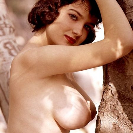 Jean Cannon nude for Playboy