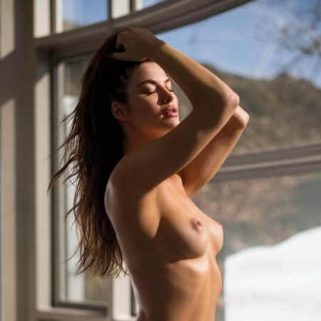 Jenny Watwood nude for Playboy