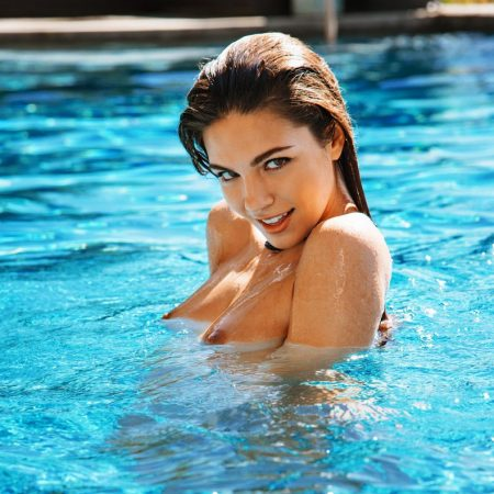 Jessica Ashley nude for Playboy