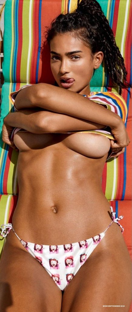 Kelly Gale – Gale Force! nude for Playboy