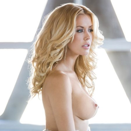 Kennedy Summers nude for Playboy