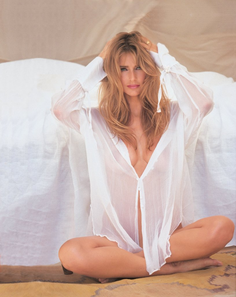 Kimberley Conrad nude for Playboy