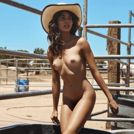 Lorena Medina nude for Playboy