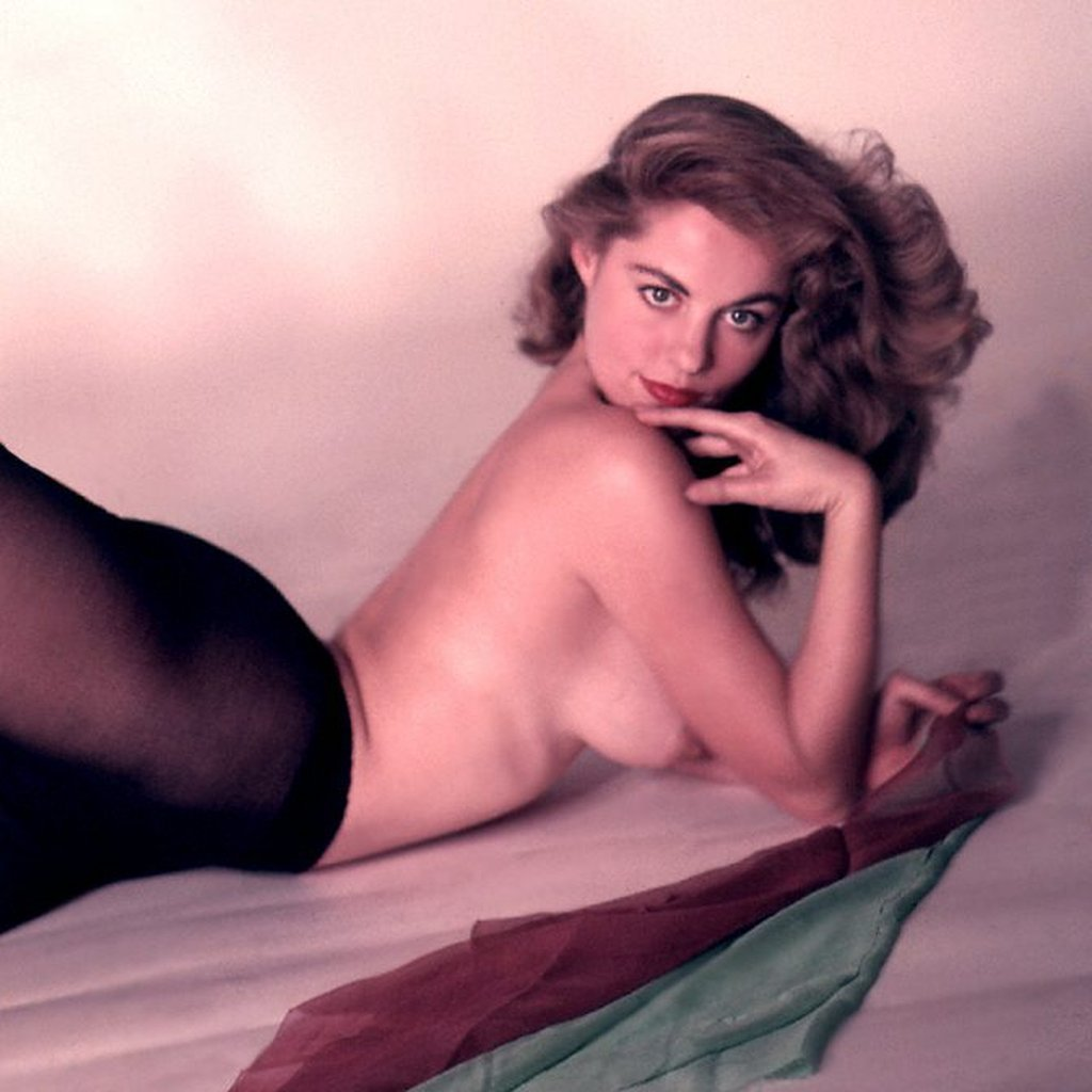 Marguerite Empey nude for Playboy