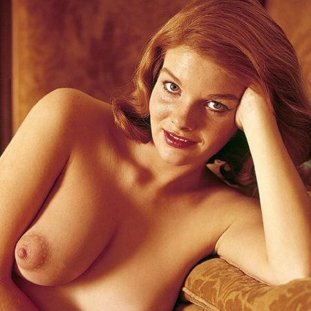 Merle Pertile nude for Playboy