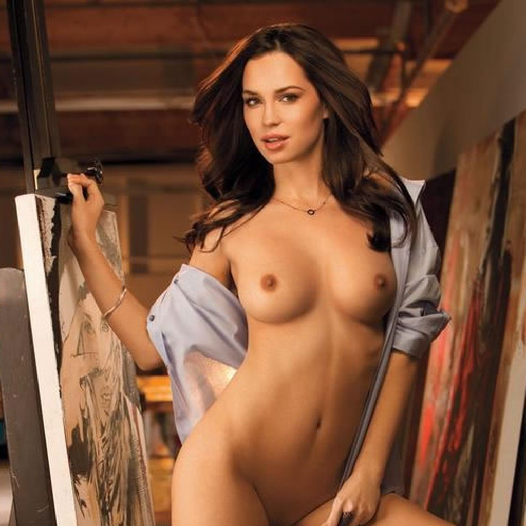 Pamela Horton nude for Playboy