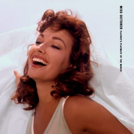 Mara Corday nude for Playboy