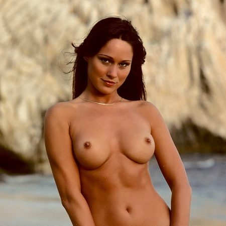 Patti McGuire nude for Playboy
