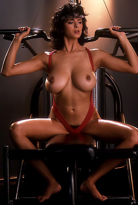 Roberta Vasquez nude for Playboy