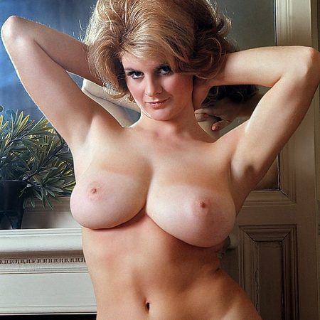 Rosemarie Hillcrest nude for Playboy