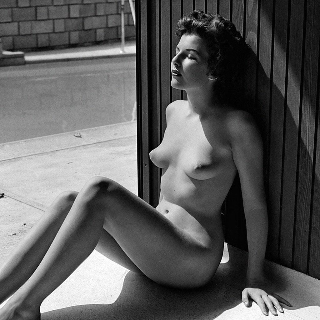 Rusty Fisher nude for Playboy