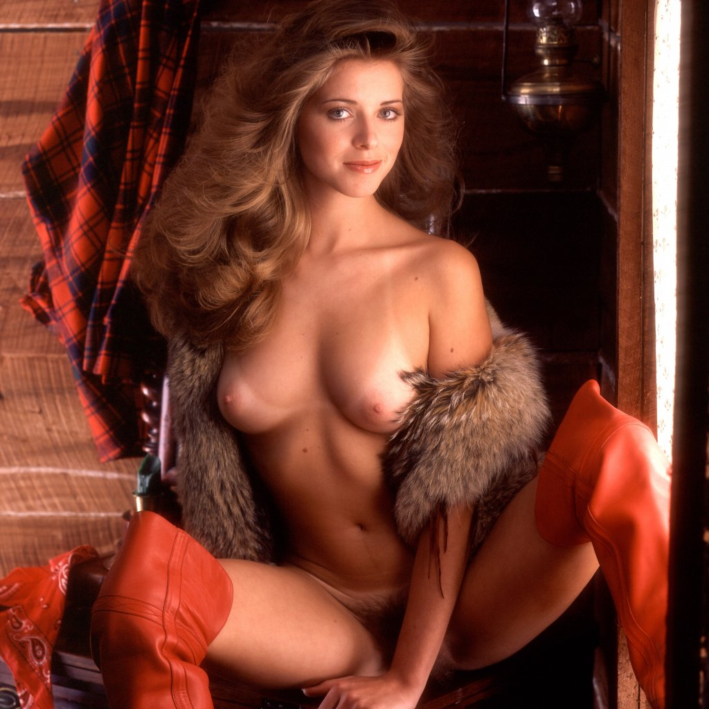 Sandy Cagle nude for Playboy
