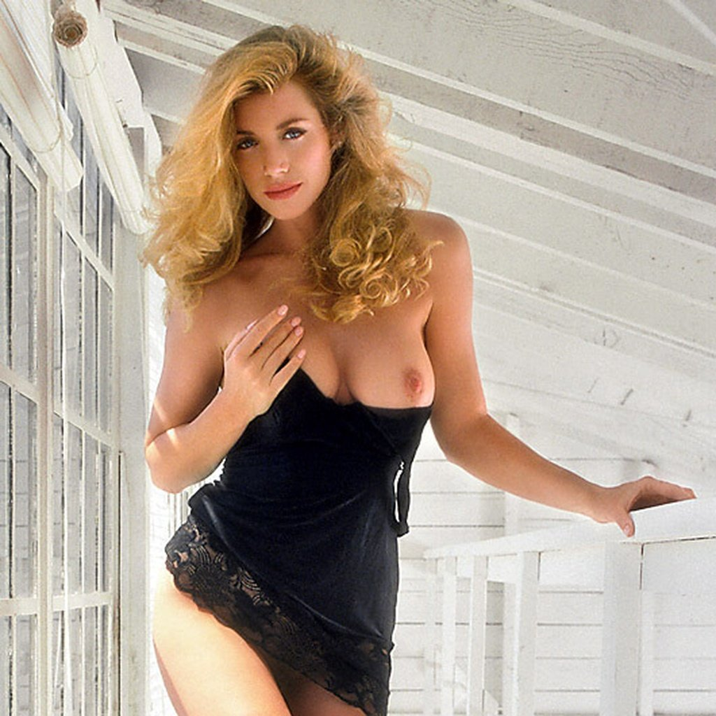 Shannon Lee Tweed nude for Playboy