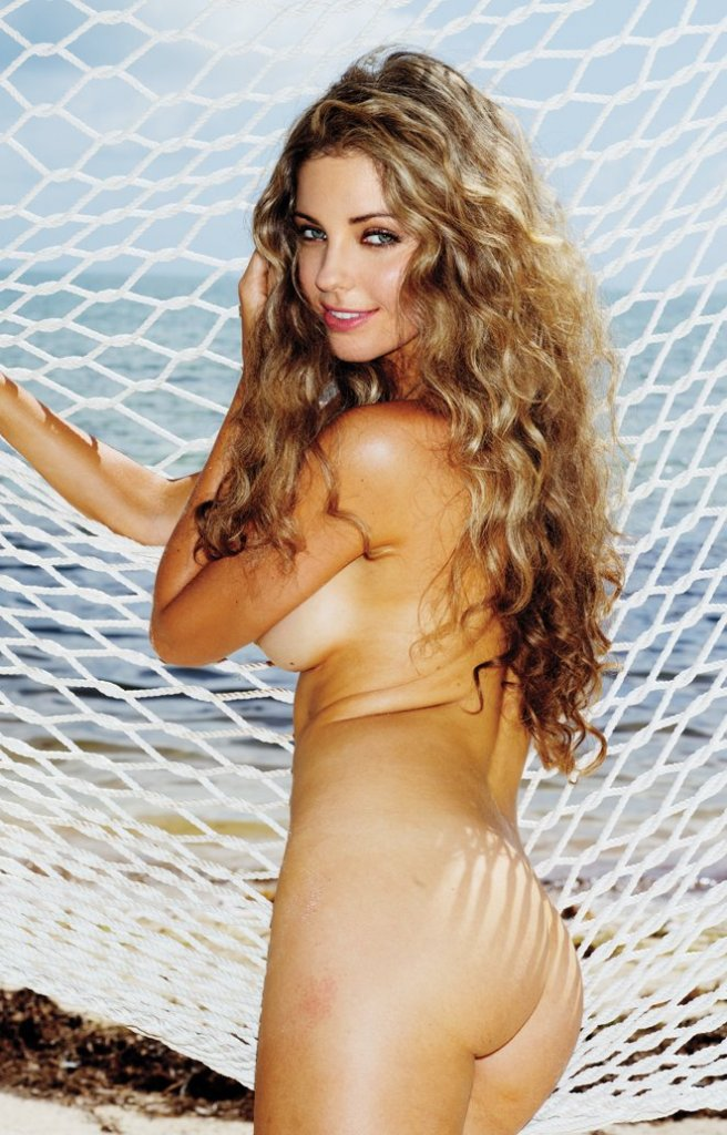 Shawn Dillon nude for Playboy