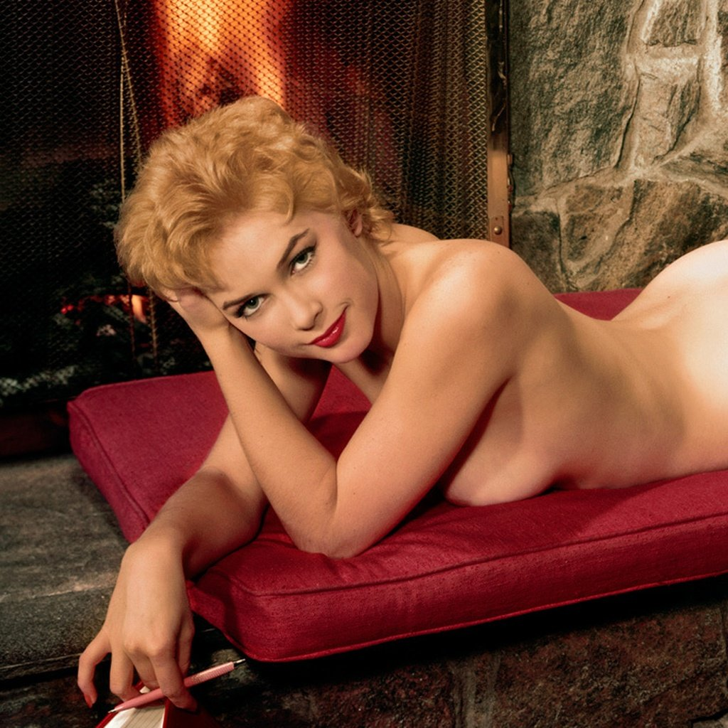 Stella Stevens nude for Playboy