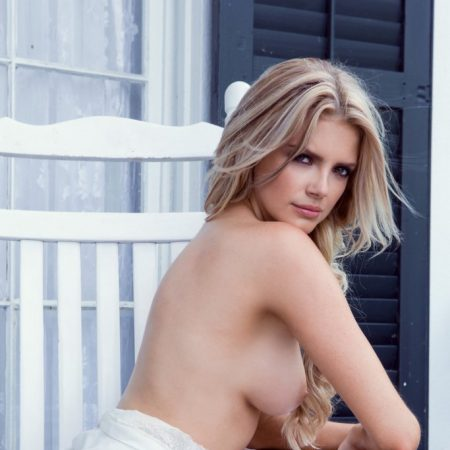 Stephanie Branton nude for Playboy