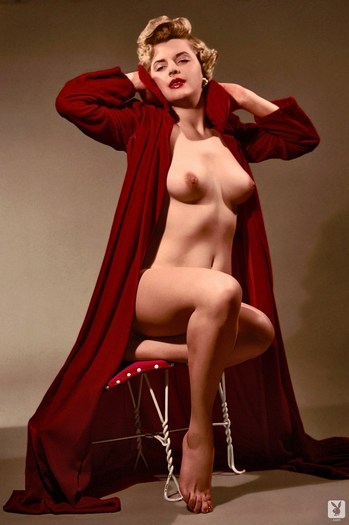 Terry Ryan nude for Playboy