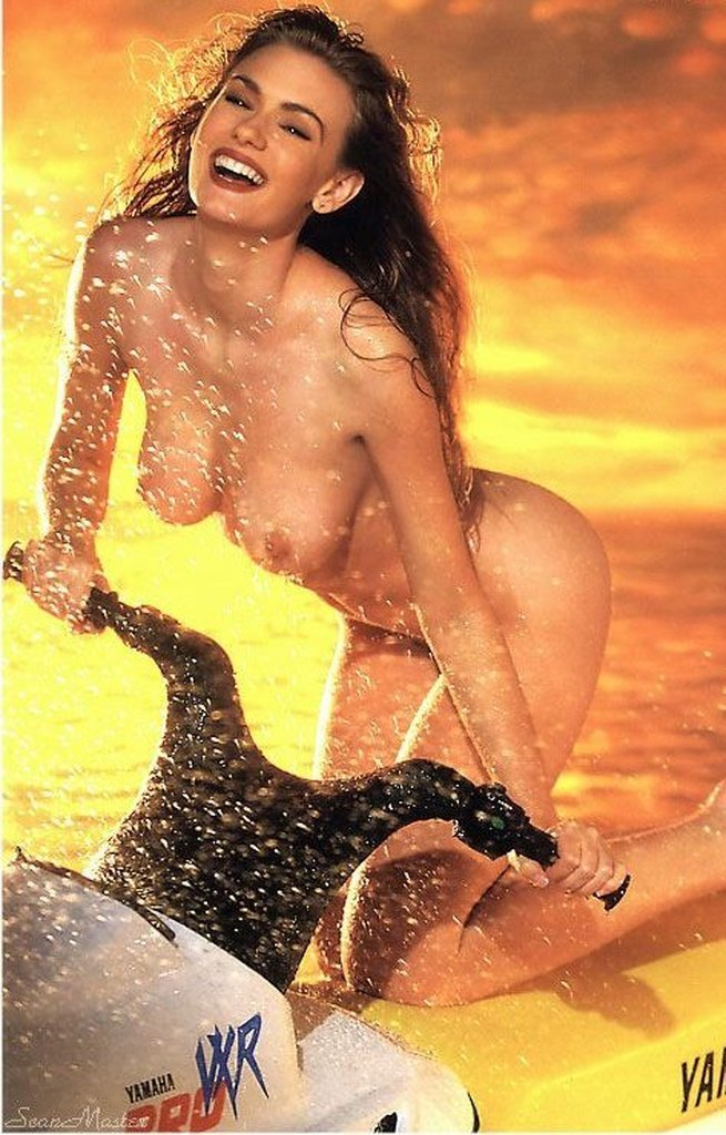 Tina Bockrath nude for Playboy