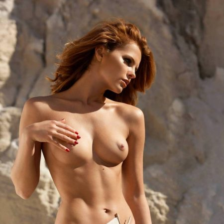 Valeria Lakhina nude for Playboy