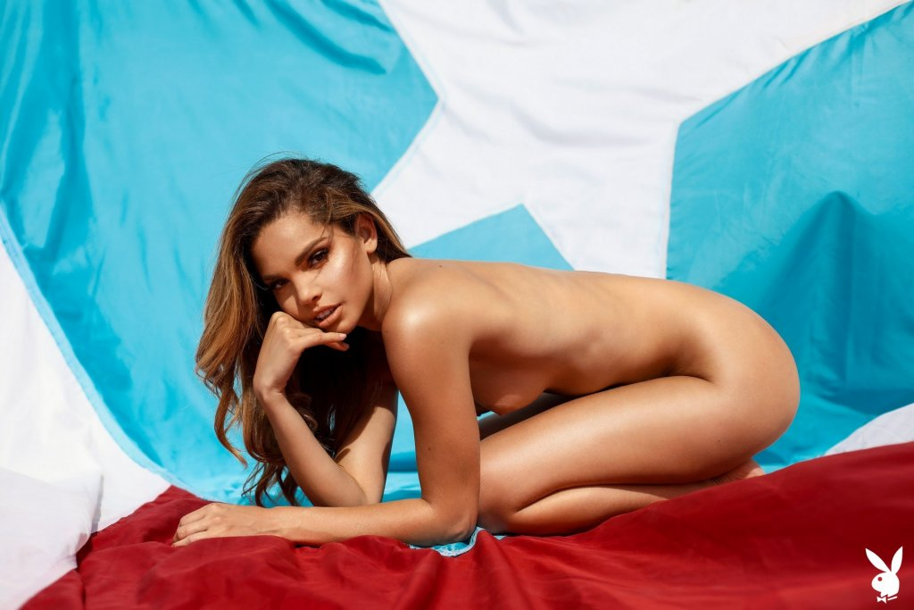Yoli Lara – Simply Captivating nude for Playboy