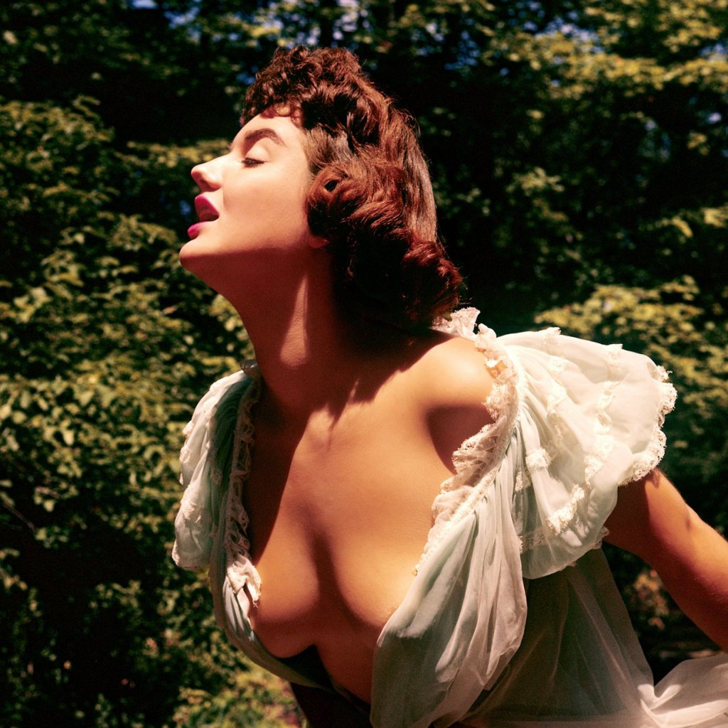 Zahra Norbo nude for Playboy