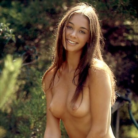 Claire Rambeau nude for Playboy