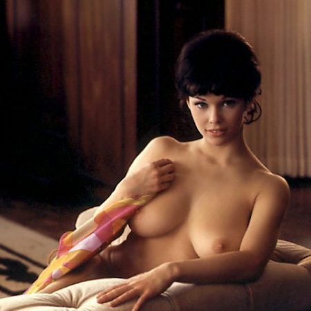 Cynthia Hall nude for Playboy