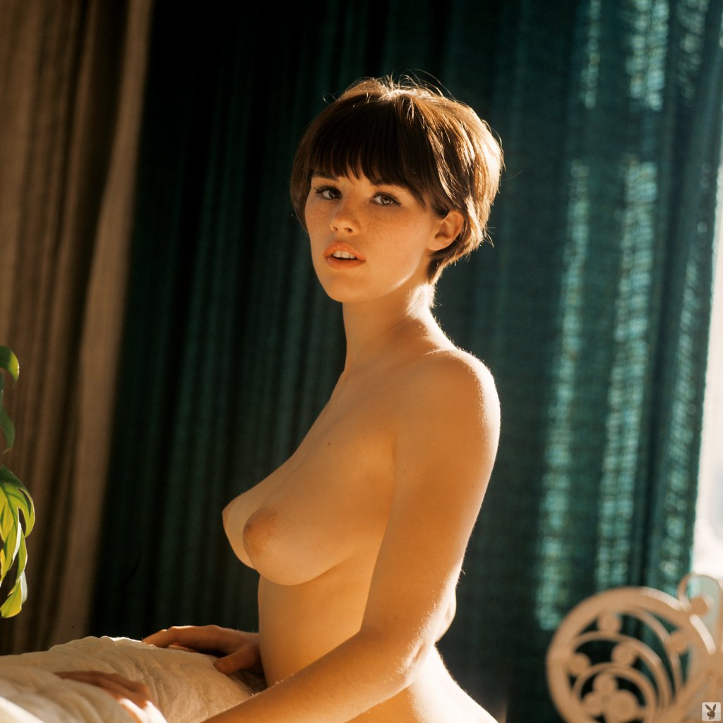 Dianne Chandler nude for Playboy