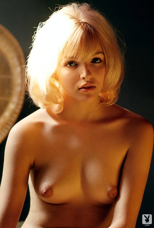 Dinah Willis nude for Playboy