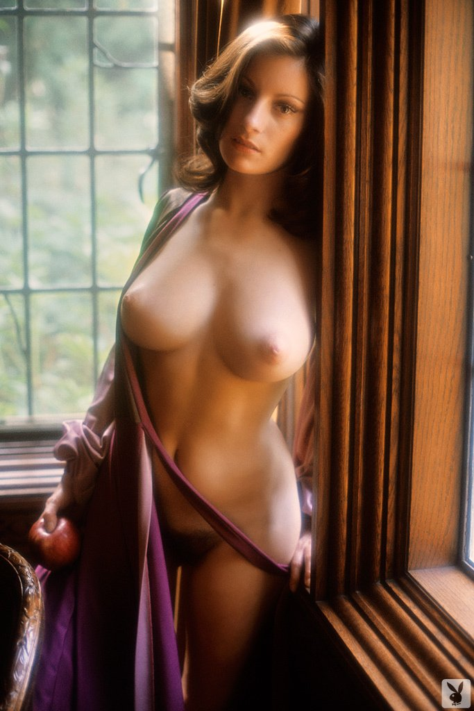 Francine Parks nude for Playboy