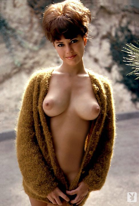 Gay Collier nude for Playboy